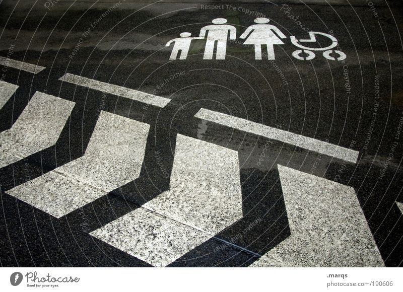 Familienausflug Kind Ferien & Urlaub & Reisen Erwachsene Straße Wege & Pfade Familie & Verwandtschaft Menschengruppe Linie Freizeit & Hobby Verkehr Ernährung