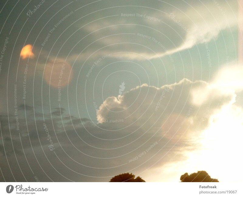 Himmel Wolkenhimmel