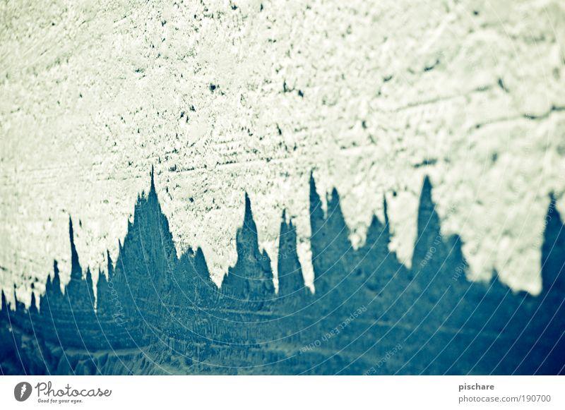 Spitzbergen grün Winter Ferne Landschaft kalt Schnee Berge u. Gebirge Wege & Pfade Ausflug Tourismus bedrohlich retro Spitze Klettern Gipfel Grafische Darstellung