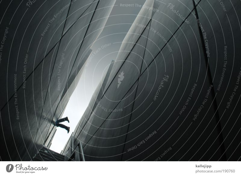 wir stecken da mit drin Architektur Beine Kunst Stimmung Vergangenheit Wahrzeichen Denkmal Stress Surrealismus Skulptur Zerstörung Kunstwerk Verantwortung