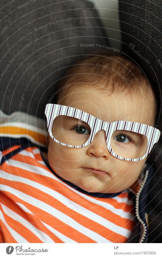 Streifen 1 Mensch Kind schön Erwachsene Leben Lifestyle lustig Stil Familie & Verwandtschaft Schule Mode Feste & Feiern Freizeit & Hobby Kindheit Geburtstag