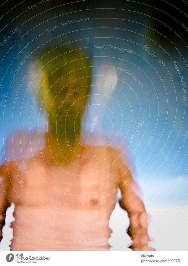 Spiegelneuron Mensch maskulin Schwimmen & Baden Coolness Flüssigkeit kalt Reinheit unbeständig Hemmungslosigkeit Drogensucht bizarr Kreativität Kunst skurril