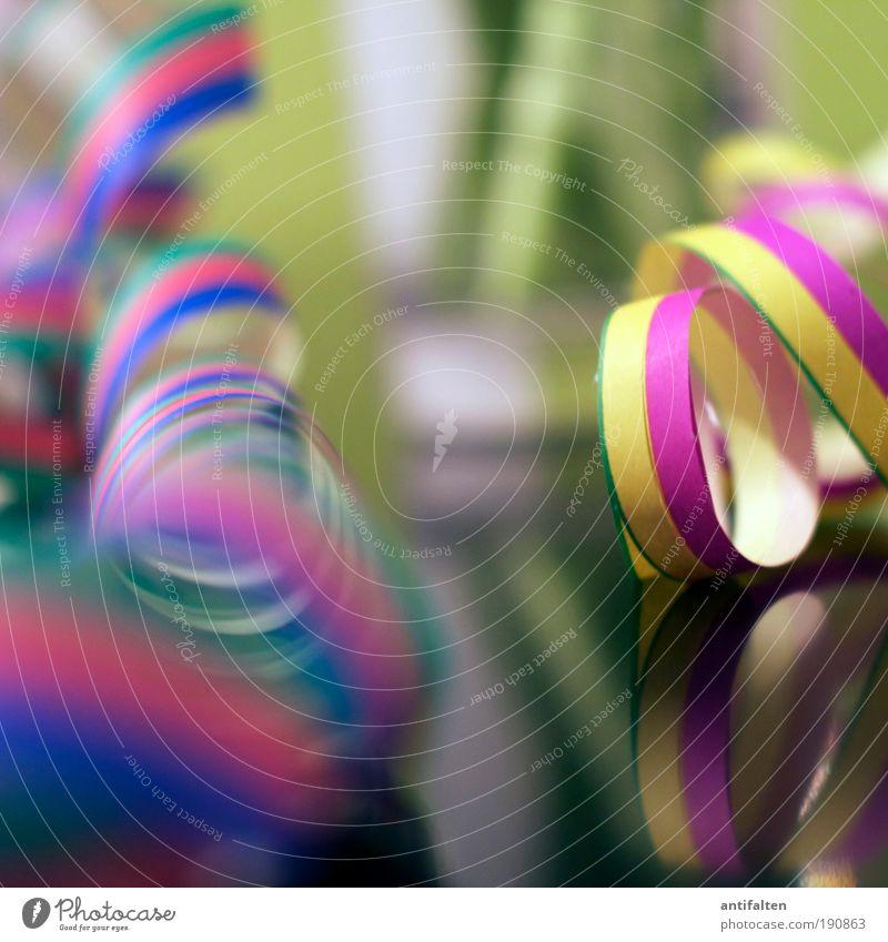 5. Jahreszeit blau grün rot Freude gelb Glück Party Feste & Feiern rosa Glas Fröhlichkeit Häusliches Leben Dekoration & Verzierung Silvester u. Neujahr