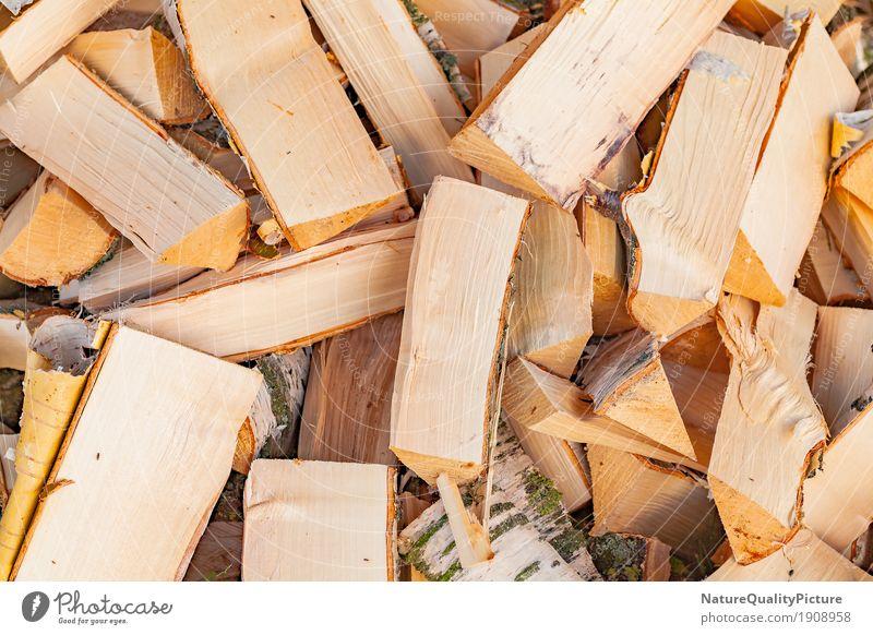 firewood Natur Winter Wärme gelb Hintergrundbild Brand Getränk Material Schlag Split