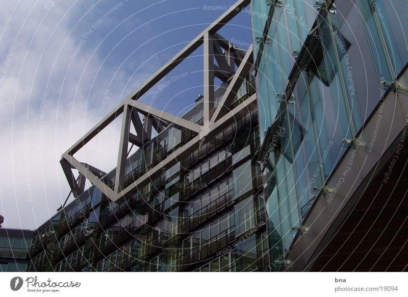 Brücken Bauen Sony Center Berlin Architektur Glas Stahlbrücke
