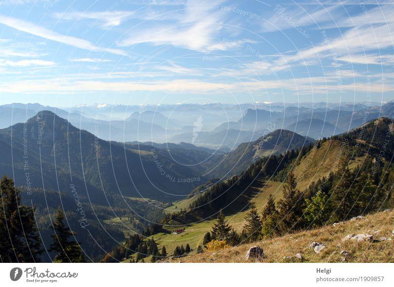 Orientierung | Richtung Österreich Freizeit & Hobby Ferien & Urlaub & Reisen Tourismus Ausflug Berge u. Gebirge wandern Umwelt Natur Landschaft Pflanze Herbst