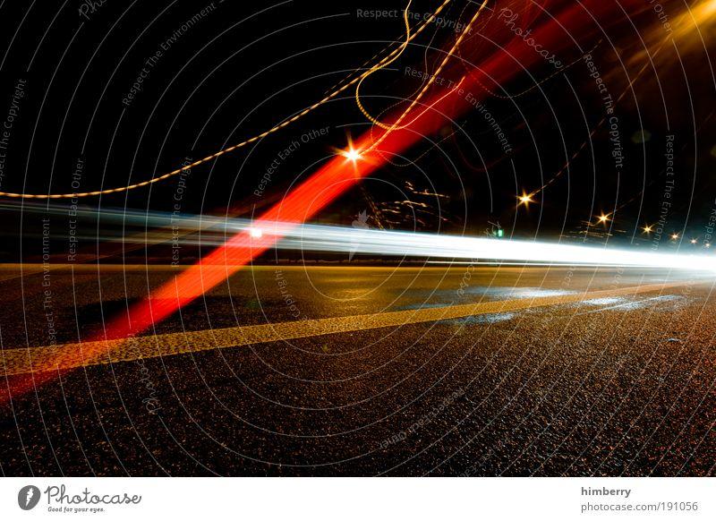 my 911 does 265 Straße Bewegung Wege & Pfade Kunst Kraft Energie Design Verkehr Energiewirtschaft Erfolg Geschwindigkeit Bewegungsunschärfe Nacht Zukunft Coolness Licht