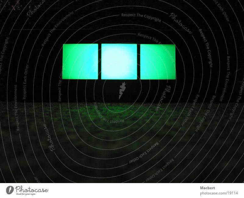 Stufenbeleuchtung grün Sicherheit Technik & Technologie Elektrisches Gerät