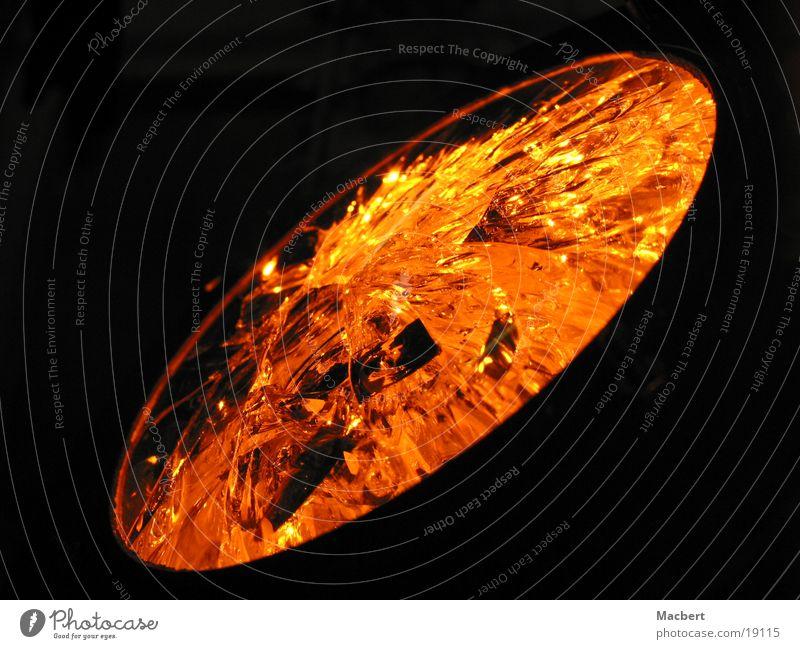 Ufo oder was? Glas Technik & Technologie kaputt Linse Elektrisches Gerät