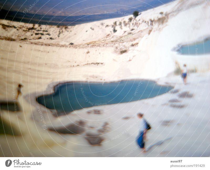 Promised Land. Suche Klima Wüste vertrocknet Klimawandel liquide Mangel Endzeitstimmung Salzsee Salzwüste