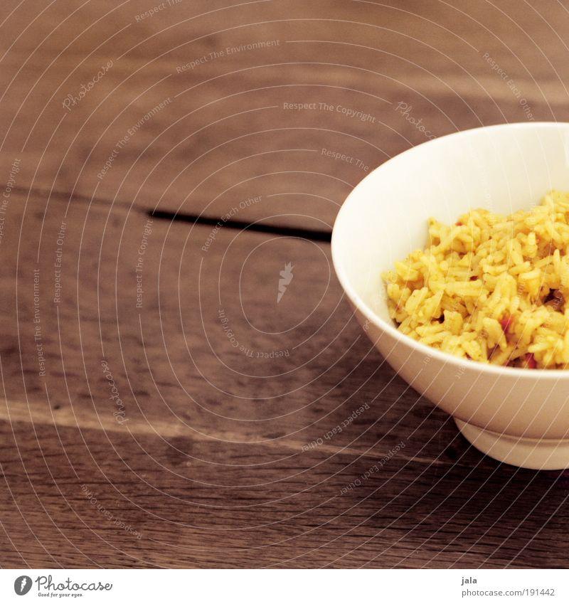 Risotto Ernährung Holz Gesundheit Lebensmittel Tisch Geschirr lecker Teller Mittagessen Schalen & Schüsseln Bioprodukte Getreide Reis Vegetarische Ernährung