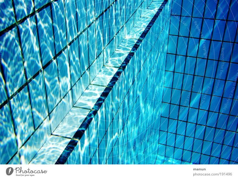 sub aqua Wasser Sonne Sommer Freude Erholung Leben Sport Bewegung Freizeit & Hobby Erfolg Baustelle Schwimmbad Wellness tauchen Beruf Fliesen u. Kacheln