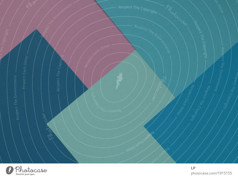 abstrakter Hintergrund / farbige Strukturen 5 blau Innenarchitektur Gefühle Hintergrundbild Stil Kunst Design rosa Linie Dekoration & Verzierung ästhetisch