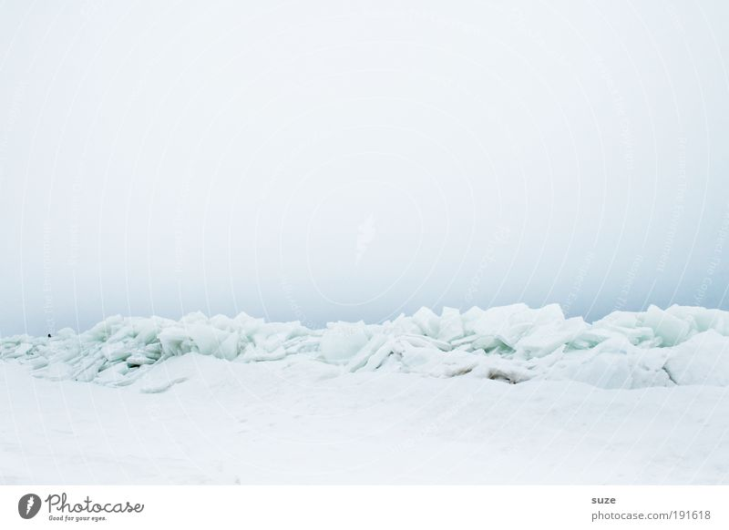 Wassereis Himmel Natur blau weiß Einsamkeit Winter Landschaft Ferne Umwelt kalt Schnee Küste hell Luft Horizont Eis