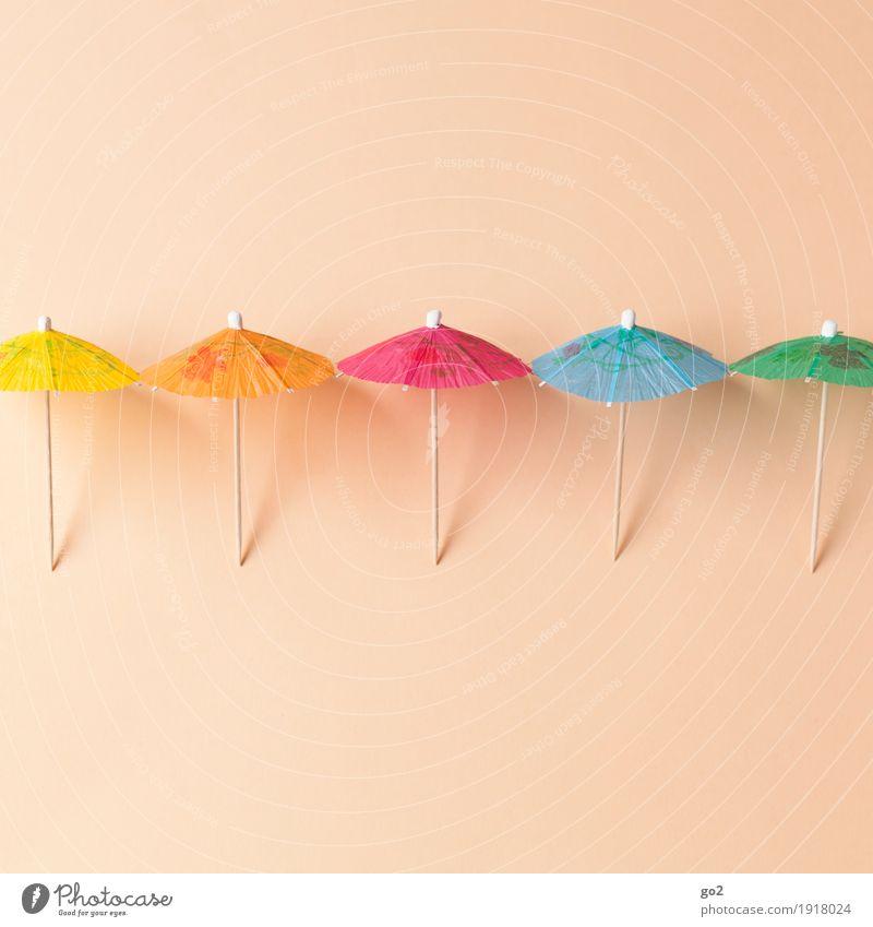 Sonne & Cocktail Ferien & Urlaub & Reisen Sommer Farbe Freude Strand Feste & Feiern Party Tourismus Freizeit & Hobby Dekoration & Verzierung ästhetisch