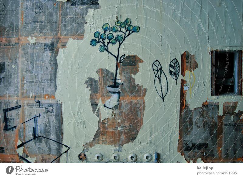 liebesgrüße aus moskau Baum Pflanze Blatt Haus Graffiti Kunst Wohnung Papier Energiewirtschaft Schriftzeichen Zeitung Häusliches Leben Innenarchitektur Zeichen Renovieren Künstler