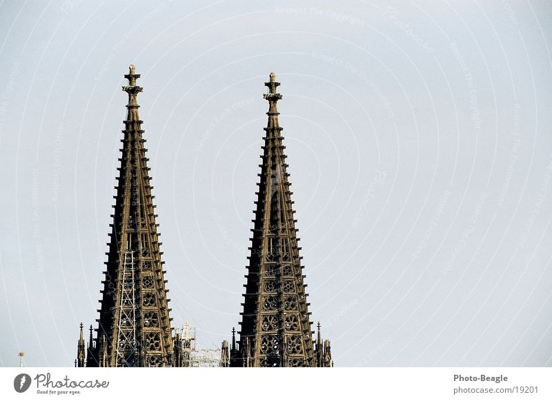 D'r Dom-das ist der Gipfel Religion & Glaube Köln Gotteshäuser Katholizismus Kölner Dom