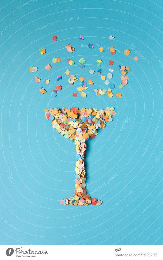 Das perlt aber auch wieder Freude Lifestyle Feste & Feiern Party Dekoration & Verzierung Geburtstag Fröhlichkeit genießen Lebensfreude Getränk Hochzeit trinken