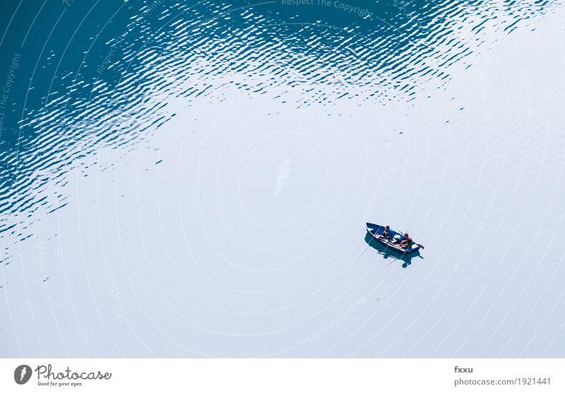 Warten auf den großen Fang Lifestyle Freizeit & Hobby Angeln Ferien & Urlaub & Reisen Tourismus Ausflug Abenteuer Freiheit Sommer Meer Natur Wasser See