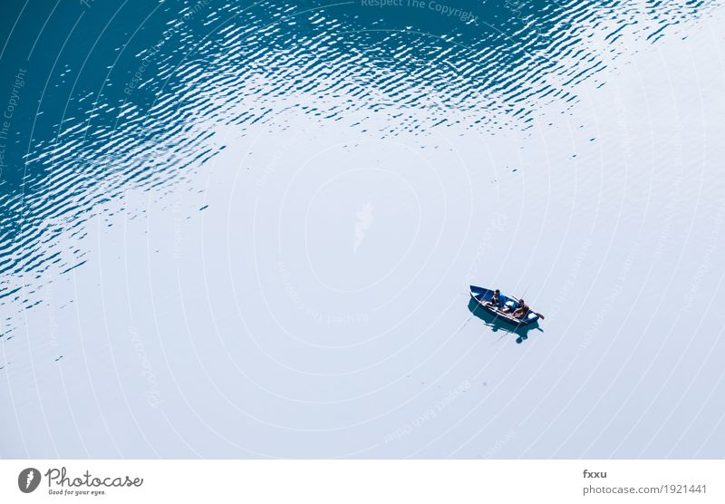 Warten auf den großen Fang Natur Ferien & Urlaub & Reisen Sommer Wasser Meer ruhig Lifestyle Freiheit See Tourismus Freizeit & Hobby Ausflug warten nass