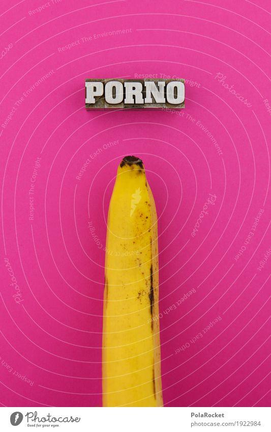 #AS# Jugend forscht Kunst rosa ästhetisch Sex Internet Medien Feuerwerk Kunstwerk Sexualität Banane Pornographie anstößig Selbstbefriedigung Komplementärfarbe