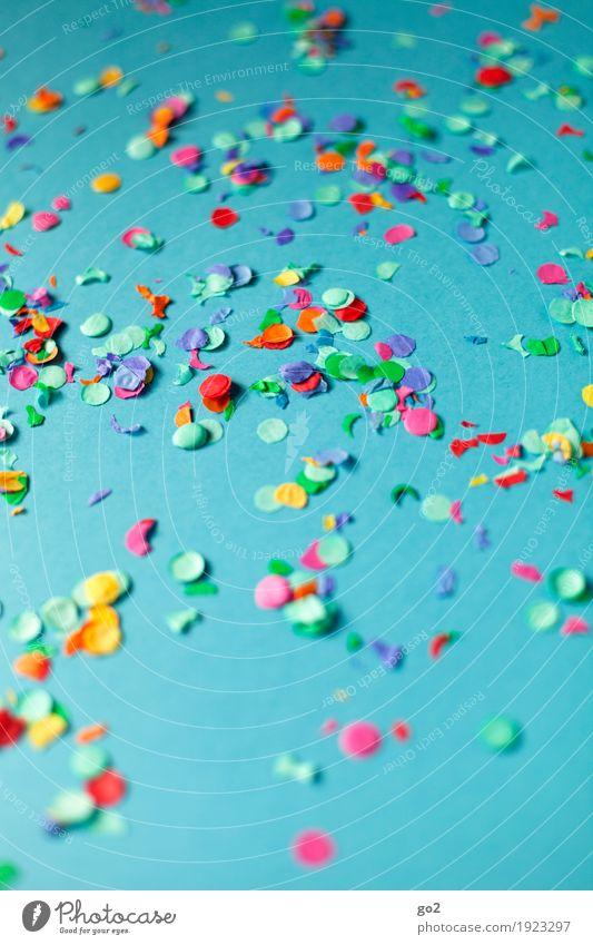 Konfetti Freude Nachtleben Entertainment Party Veranstaltung Feste & Feiern Karneval Silvester u. Neujahr Jahrmarkt Hochzeit Dekoration & Verzierung ästhetisch