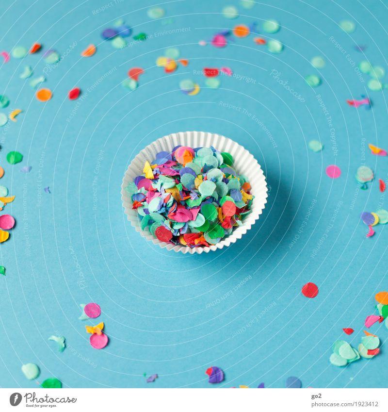 Muffin mal anders Farbe Freude Gefühle lustig Glück Feste & Feiern Party Dekoration & Verzierung ästhetisch Kreativität Geburtstag Fröhlichkeit Idee