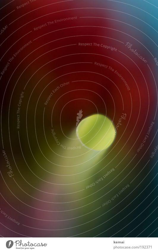 Röhrle [aka Trinkhalm] grün blau rot gelb trinken violett leuchten Röhren genießen Makroaufnahme Öffnung Unschärfe abstrakt