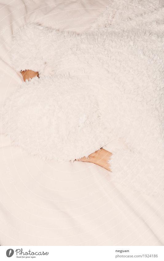 ohne Titel Lifestyle Mensch Frau Erwachsene Haut Kunst Mode Bekleidung Stoff Maske Haustier schlafen tauchen verrückt Wärme Schmerz Angst träumen weiß verborgen