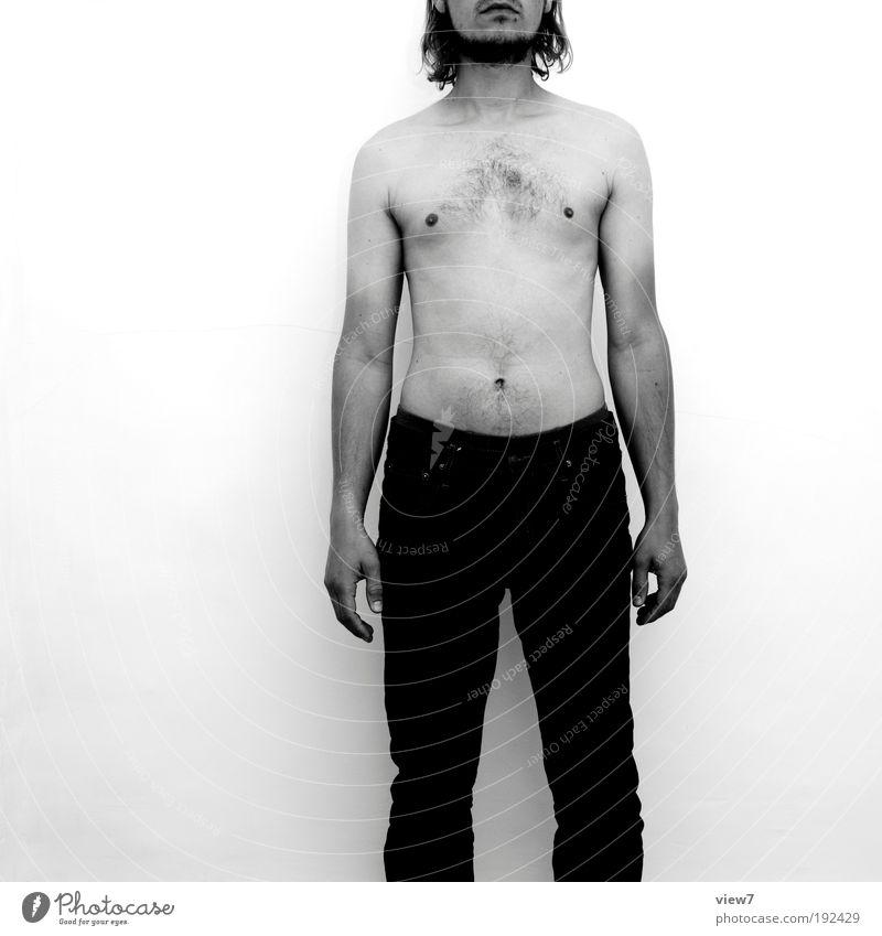 Kohlenhändler Mensch Mann Jugendliche alt dunkel Erholung Kraft Körper dreckig Haut Erwachsene Arme maskulin Sicherheit Ordnung