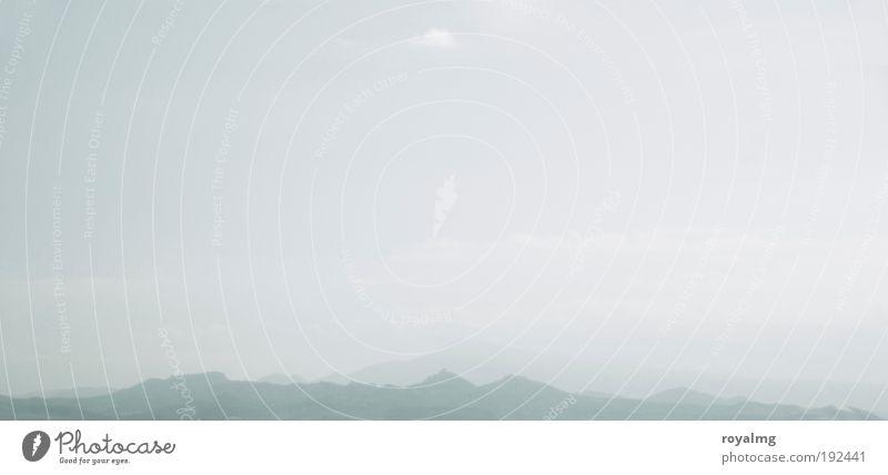 Alpes-Maritimes Ausflug Ferne Sonne Winter Schnee Berge u. Gebirge Umwelt Landschaft Horizont Felsen Alpen Gipfel rein Zufriedenheit Zukunft Gedeckte Farben