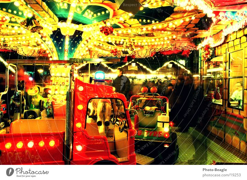 Weihnachtsmarkt-11 Weihnachten & Advent Bewegung Beleuchtung Markt Dienstleistungsgewerbe Jahrmarkt Weihnachtsdekoration Karussell