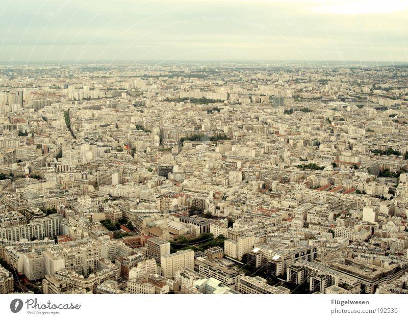 Päriz Himmel Sommer Ferien & Urlaub & Reisen Haus Ferne Erholung Freiheit Kraft Kunst Erfolg Ausflug Tourismus Freizeit & Hobby Häusliches Leben Paris entdecken