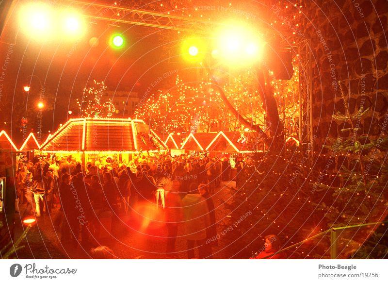 Weihnachtsmarkt-14 Weihnachten & Advent Beleuchtung Markt Dienstleistungsgewerbe Bühne Bühnenbeleuchtung Scheinwerfer Weihnachtsdekoration