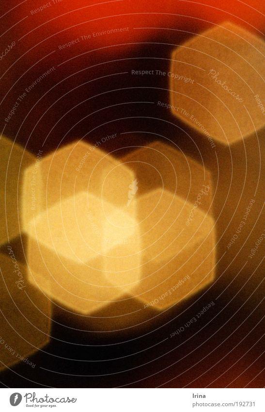 10x Gold für Deutschland rot schwarz gold analog Geometrie 6 Fahne Bochum Blendenfleck Wege & Pfade Licht Fußgängerzone Lichtfleck überlagert Sechseck