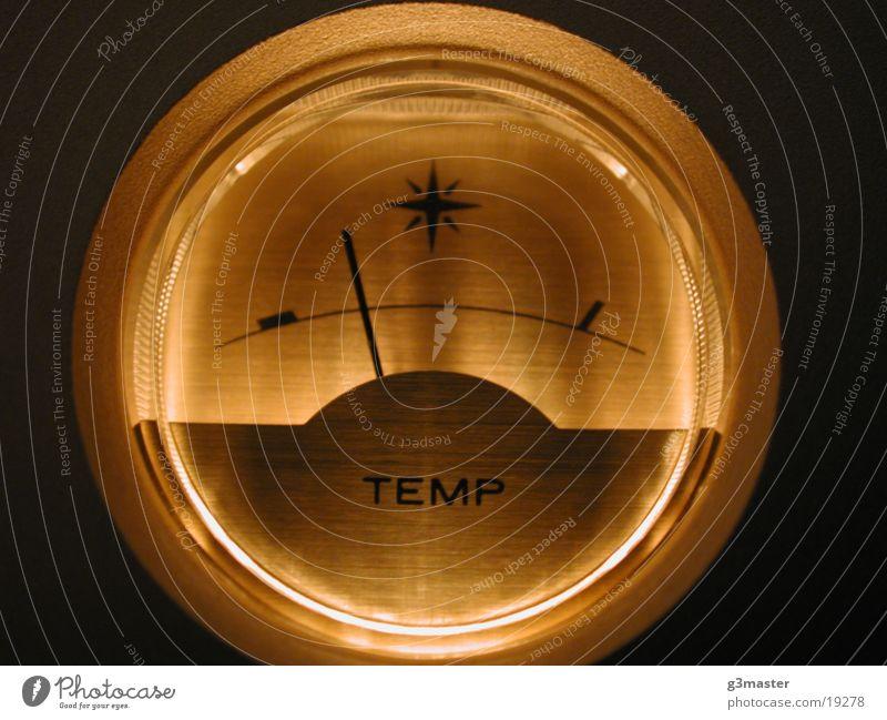 High Temp Entertainment Leistung Grad Celsius Uhr Verstärker
