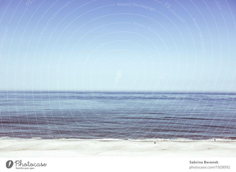 Nordsee II Ferien & Urlaub & Reisen Ausflug Abenteuer Ferne Umwelt Natur Landschaft Sand Luft Wasser Wassertropfen Himmel Horizont Sonnenlicht Sommer
