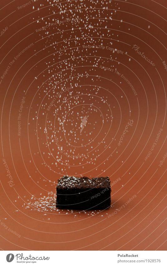 #AS# Schokodingsbums I Lebensmittel Getreide Teigwaren Backwaren Kuchen Dessert Süßwaren Schokolade Ernährung Kaffeetrinken Festessen Fasten Fastfood Slowfood