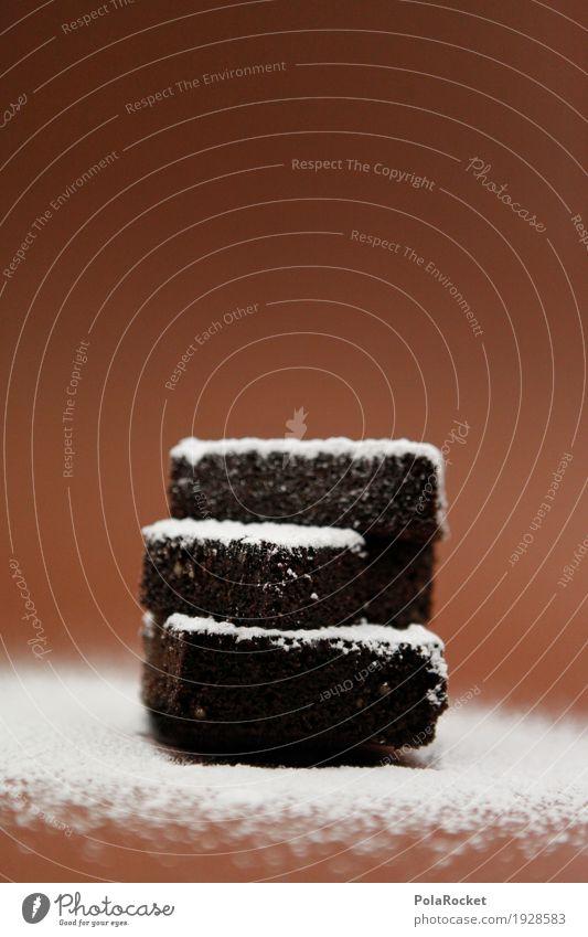 #AS# Schokodingsbums V Lebensmittel Teigwaren Backwaren Dessert Speiseeis Süßwaren Ernährung Kaffeetrinken Fastfood Fingerfood ästhetisch Kuchen Schokolade