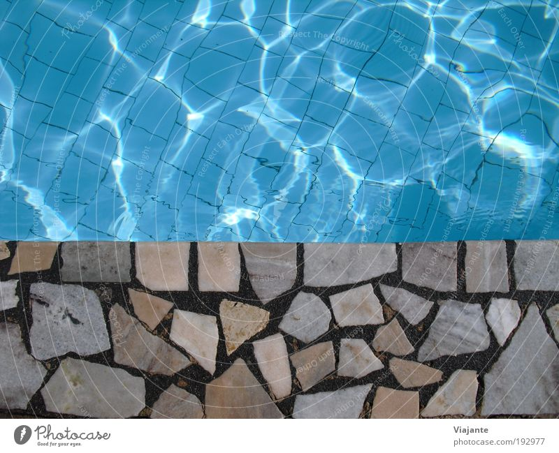 BRA 2010 - Pool Wellness Wohlgefühl Erholung ruhig Ferien & Urlaub & Reisen Tourismus Sommer Sommerurlaub Sonne Sonnenbad tauchen Sportstätten Schwimmbad