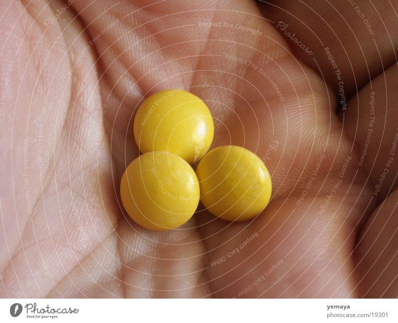 Besser Tabletten in der Hand, als... Dinge Gesundheitswesen Medikament Dragees