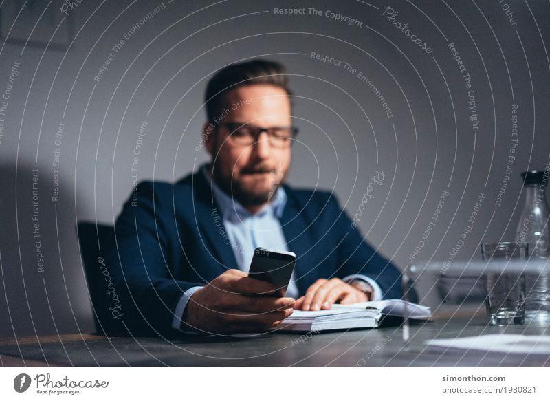 Business Telefon Handy PDA Technik & Technologie Unterhaltungselektronik Telekommunikation Informationstechnologie Internet maskulin 1 Mensch