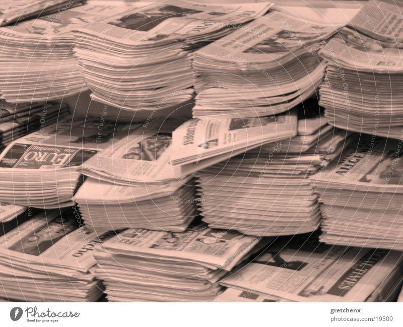 tageszeitung Medien Zeitung Zeitschrift