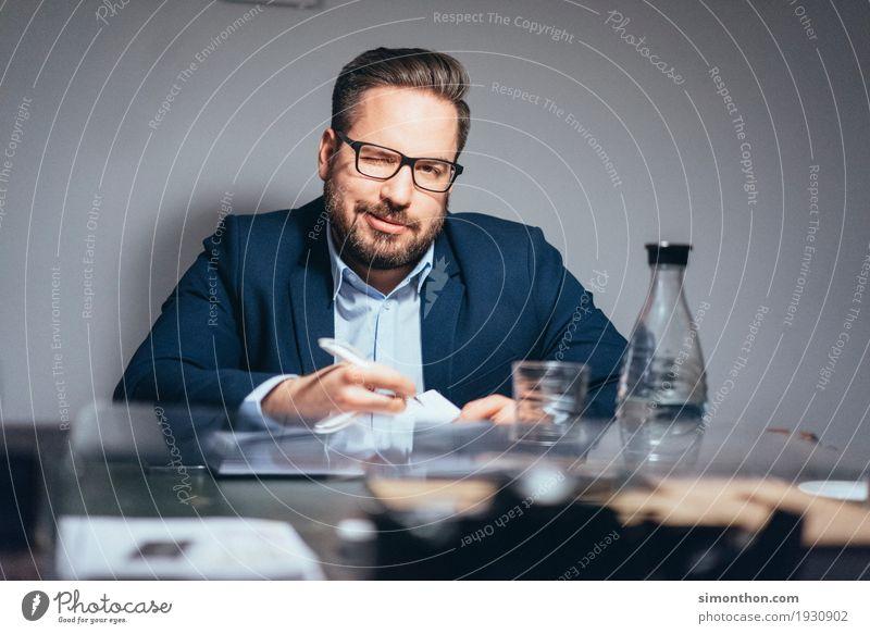 Business Mensch Freude Lifestyle Stil Glück Arbeit & Erwerbstätigkeit maskulin Büro elegant Erfolg Trinkwasser planen Geld Güterverkehr & Logistik Beruf