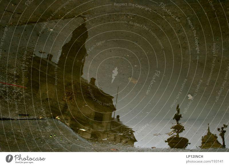 LG-BAROCKMARKT Wasser Winter Ferien & Urlaub & Reisen Haus dunkel dreckig Architektur Umwelt verrückt Tourismus Bar bedrohlich Kultur geheimnisvoll Brunnen