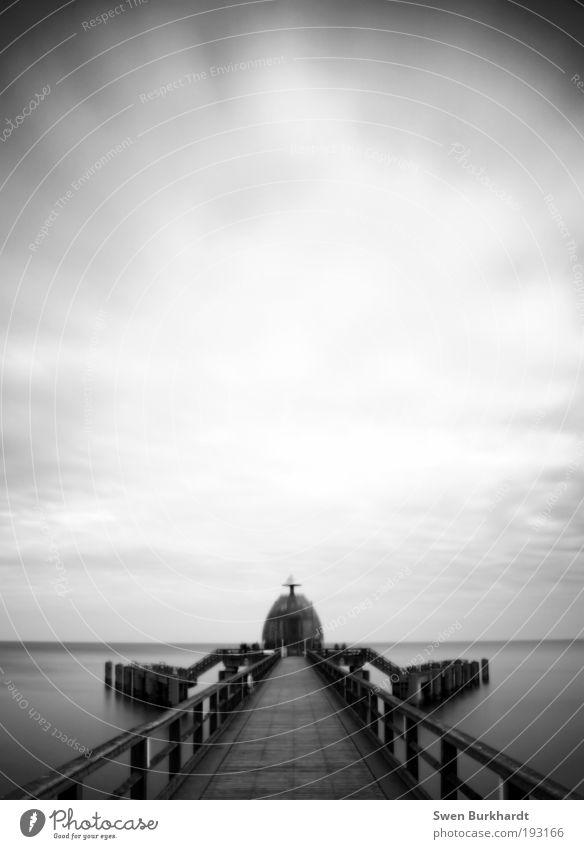 Kapitän Nemo ruhig Ferien & Urlaub & Reisen Tourismus Freiheit Sommer Meer Insel Umwelt Natur Landschaft Luft Wasser Himmel Wolken Horizont Küste Ostsee Rügen