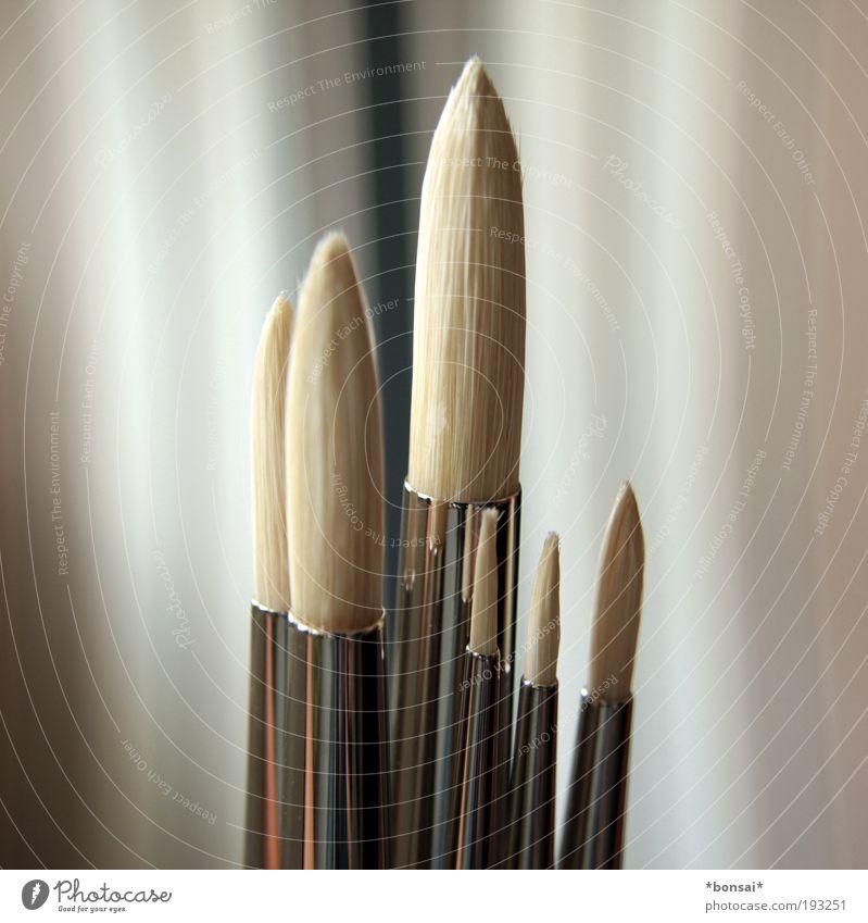 art ... ikulation Freizeit & Hobby malen Kunst Künstler Maler Pinsel stehen warten Zusammensein neu Sauberkeit dünn weich Vorfreude Mut ruhig diszipliniert