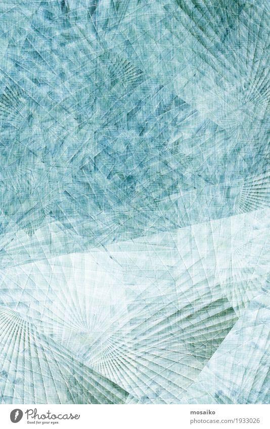 Texturen von tropischen Pflanzen Lifestyle elegant Stil Design exotisch Gesundheit Leben Umwelt Natur Blatt Grünpflanze Kristalle Wasser ästhetisch