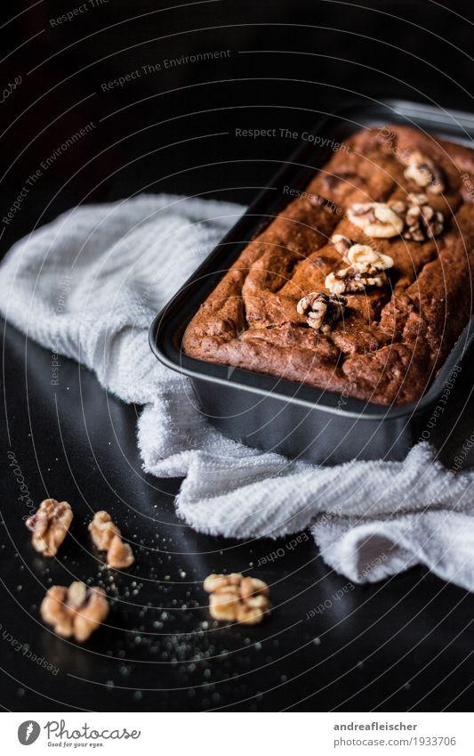 Bananenbrot ohne extra Fett und Zucker Weihnachten & Advent Foodfotografie Wärme Gesundheit Lebensmittel Frucht Freizeit & Hobby Ernährung frisch genießen