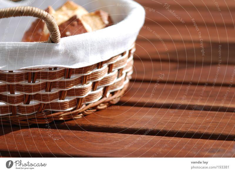 Brotkorb Gesundheit Lebensmittel Wohnung Ernährung Tisch Frühstück Tradition Appetit & Hunger Backwaren Teigwaren Brötchen Kochsalz Snack Stuttgart Vesper
